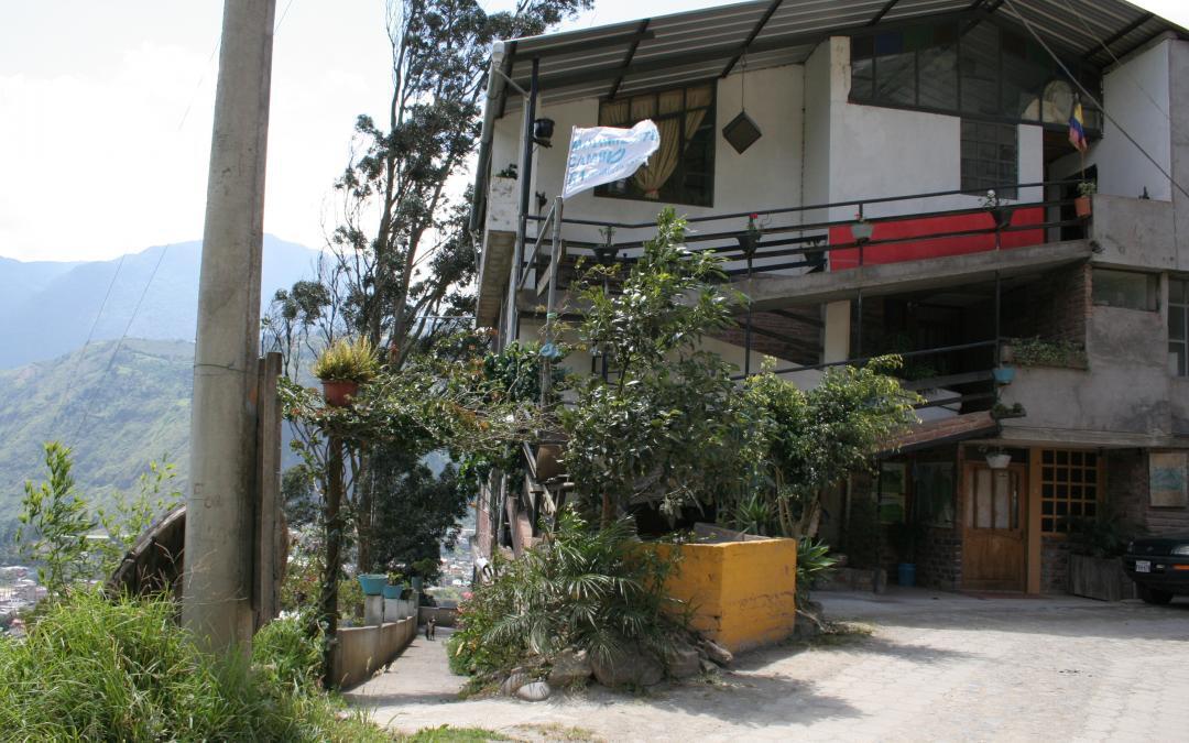 Baños, Ecuador Hostal: Accessible Rooms
