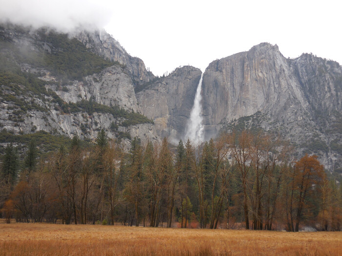 Overview: Yosemite Park Wheelchair Access