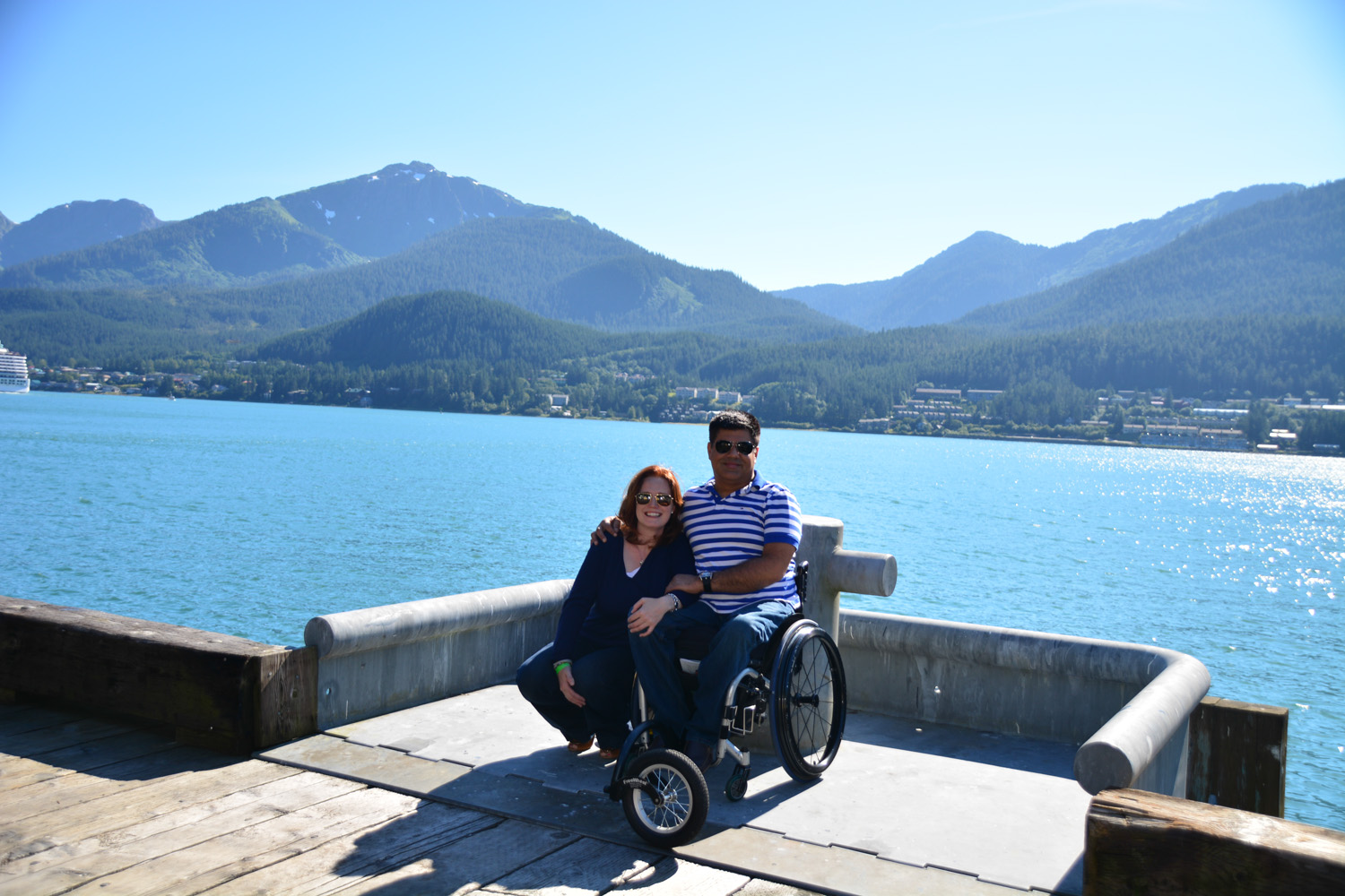 Alaska: Juneau Adventure by Wheelchair