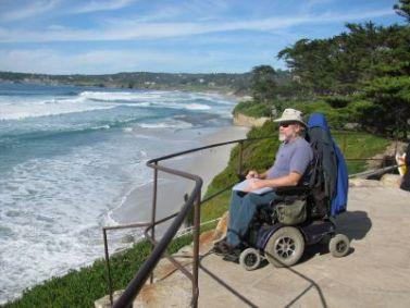 CA, Monterey Bay:  Carmel City Beach