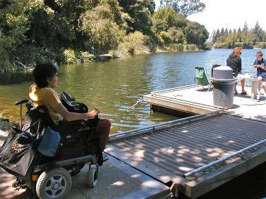 Oakland, California: Temescal Regional Recreation Area