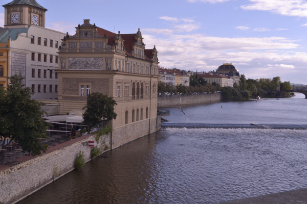 Prague: Visiting & Touring