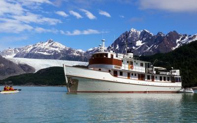 Sea Adventure in Glacier Bay, B.C.
