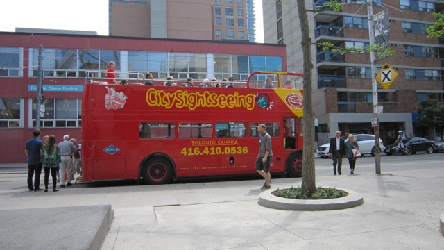 Toronto, Canada: Accessible Public & Private Transportation