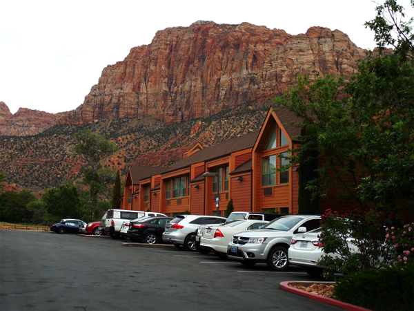 Best Western Hotel by Zion National Park