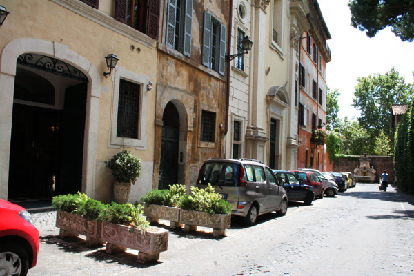 Residenza Farnese Hotel in Rome, Italy