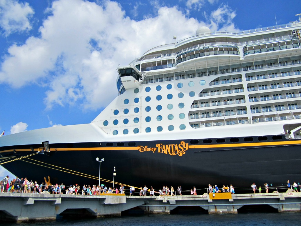 7-Day Western Caribbean Cruise (Disney Fantasy)