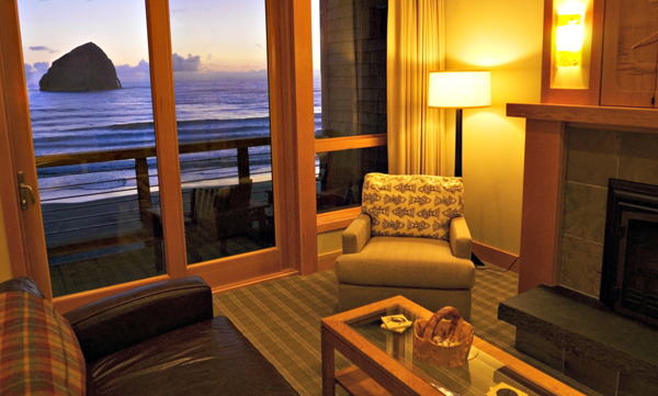 Oregon: Coastal Cottage Rental