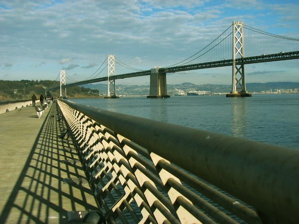 Attractions on the San Francisco Embarcadero