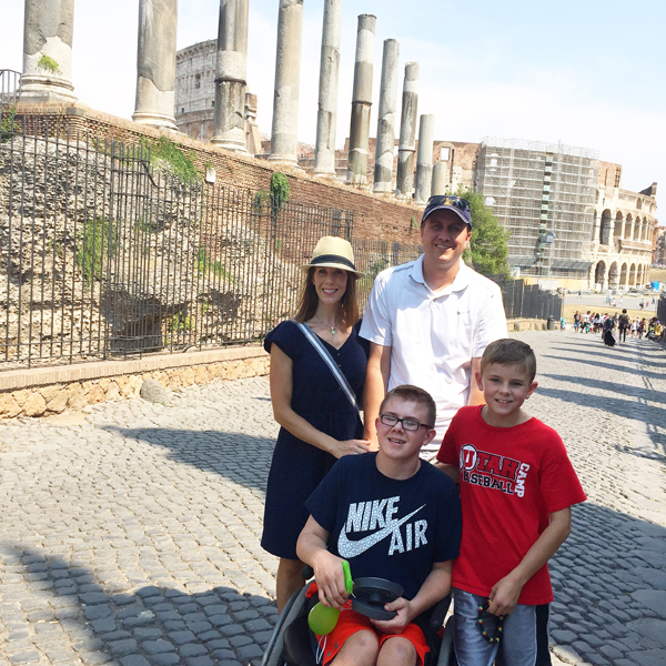 Rome, Italy: Family Favorites for Travel