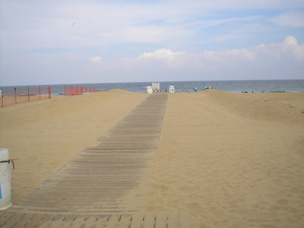 Virginia Beach Access near Chesapeake Bay