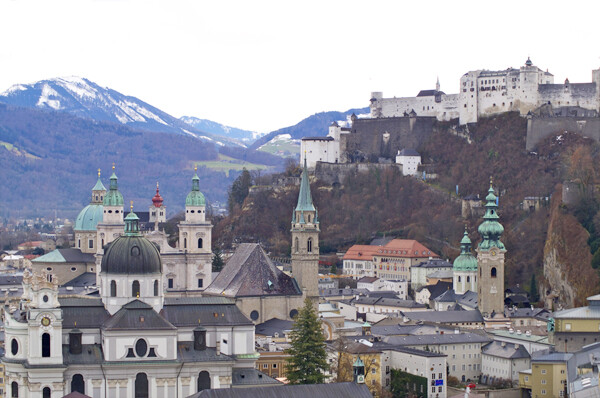 Salzburg, Austria Accessible Travel Tips