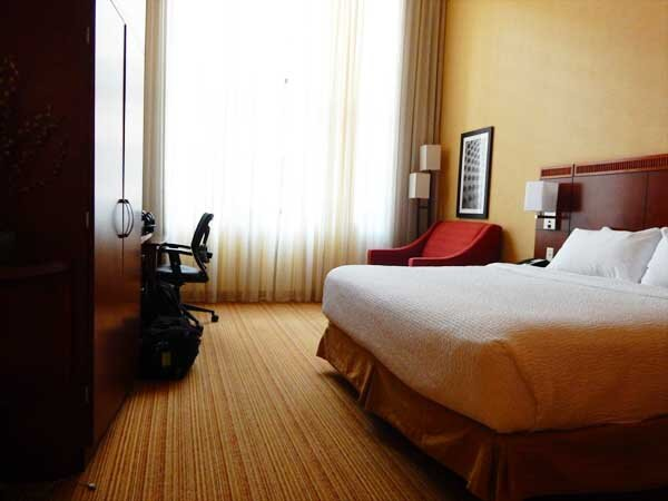 Downtown Pittsburgh, PA Courtyard by Marriott