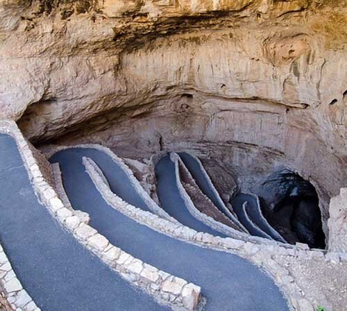 New Mexico: Carlsbad Caverns National Park