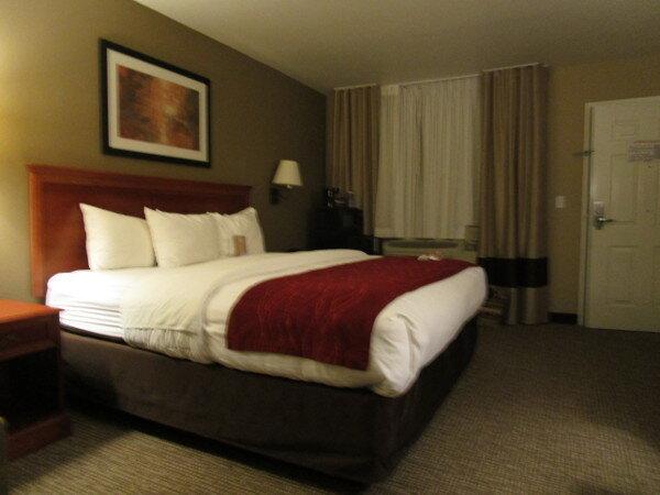 Sonora, Texas Comfort Inn Hotel