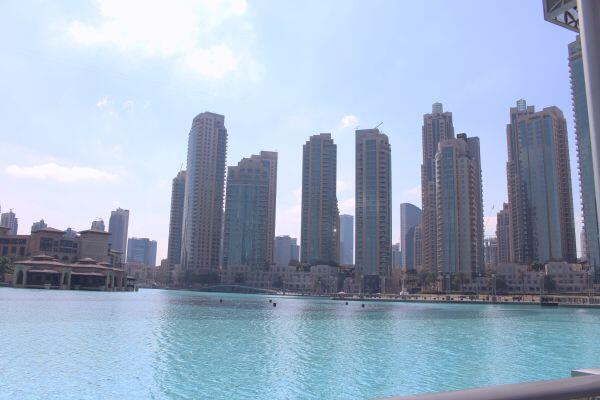 Dubai, UAE: Wheelchair Travel Review