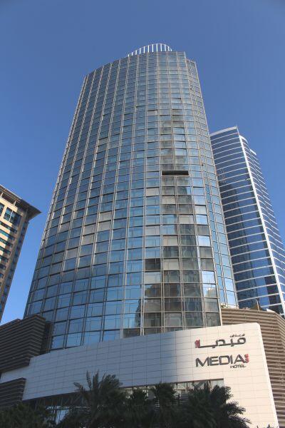 Dubai, UAE Media One Hotel Access Review