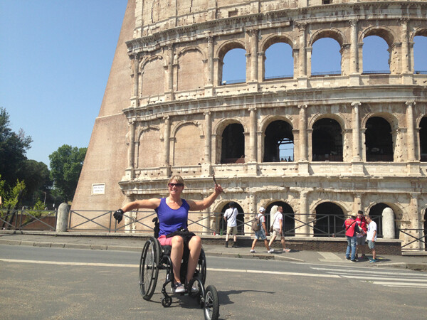 Rome, Italy: Wheelchair Accessible Travel Tips
