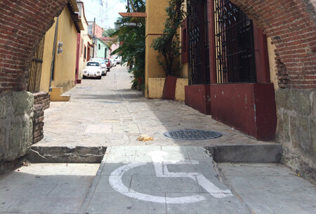 Mexico City and Oaxaca Wheelchair Travel Tips
