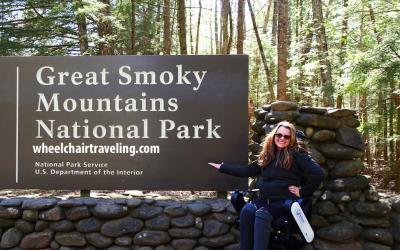 Great Smoky Mountains National Park: Wheelchair Tips