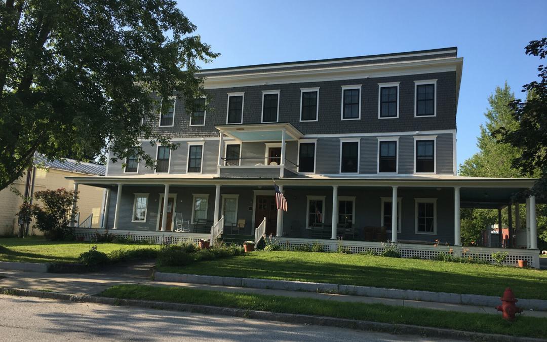 Vermont, Enosburg Falls Hotel Access