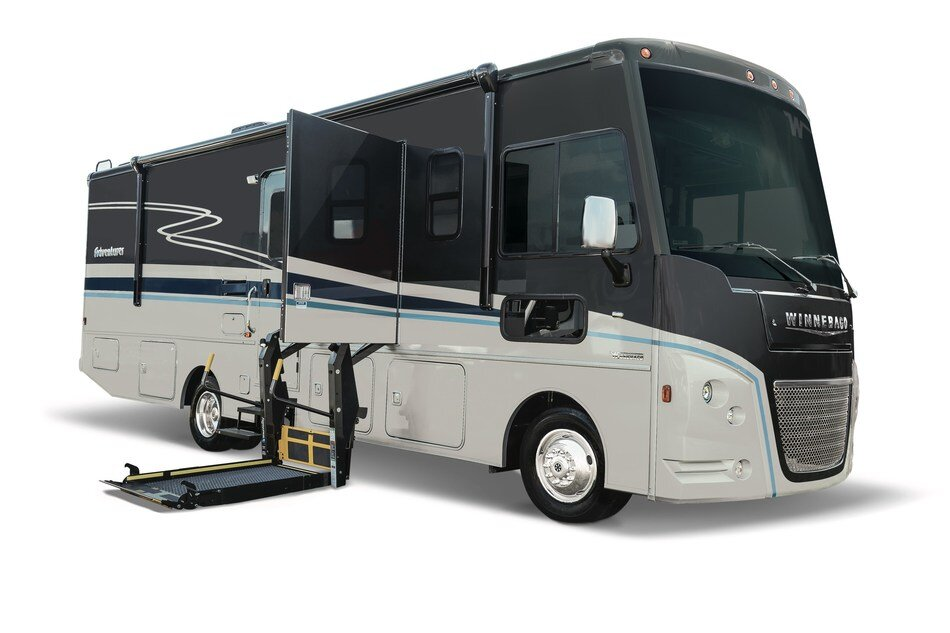 Accessible RV Motorhome
