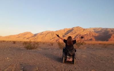 Death Valley National Park + Wheelchair Access