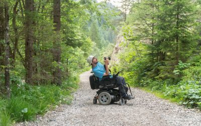 General Wheelchair Hiking Tips